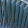 台所の換気扇のシロッコファン