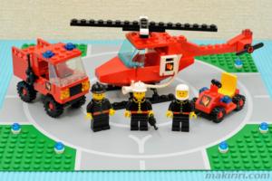 レゴの消防シリーズ