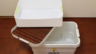 無印良品ポリプロピレン頑丈収納ボックスのフルカスタマイズ
