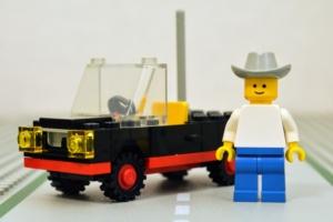 LEGO 6627 ロードスター