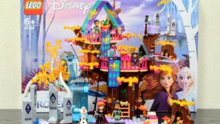 LEGO アナ雪2 41164 マジカル・ツリーハウス