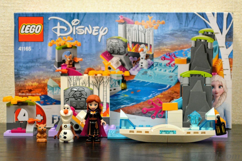 LEGO 41165 アナとオラフのリバートリップ