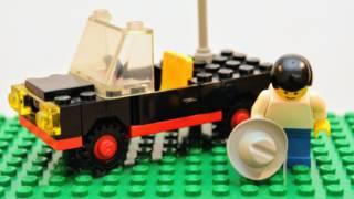 レゴでごあいさつ