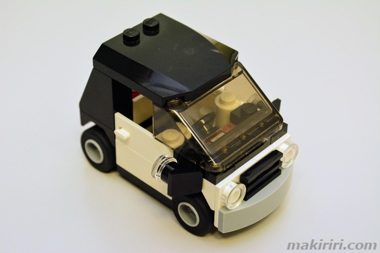 エメットのコンパクトカー
